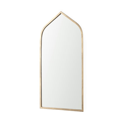 OGEE GOLD MIRROR
