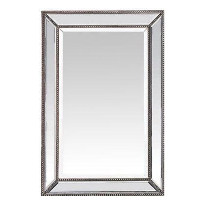 Beaded Mirror 26x68