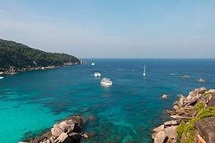 Dive Sites Thailand