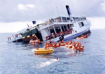 King Cruiser Wreck - Liveaboards Phuket