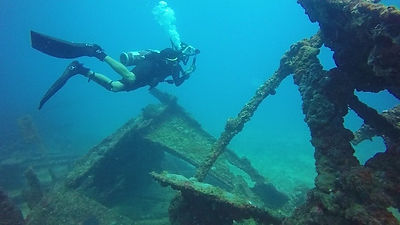 King Cruser Wreck Dive Phuket Price