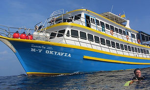 MV Okatavia Oktavia - - Liveaboard Phuket Similans
