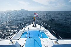 Scuba diving trips Thailand