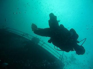 Wreck Diving - Liveaboards Phuket