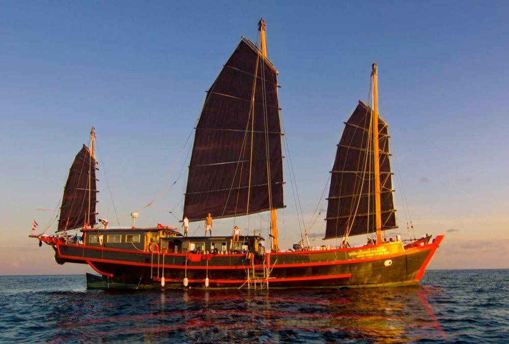 Phuket Scuba Diving Trips