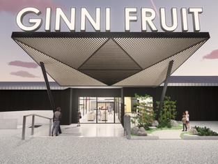 Ginni Fruit Market