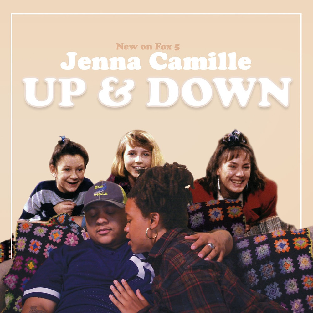Up and Down by Jenna Camille
