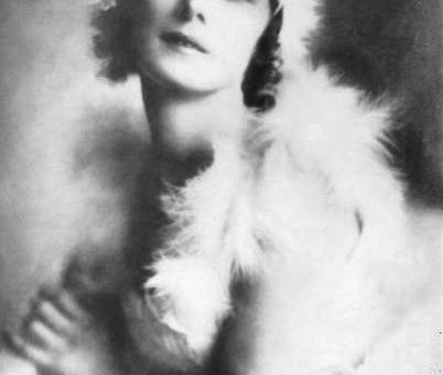 Russian Swan Anna Pavlova