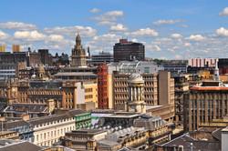 Glasgow Walking Tour Panoramic
