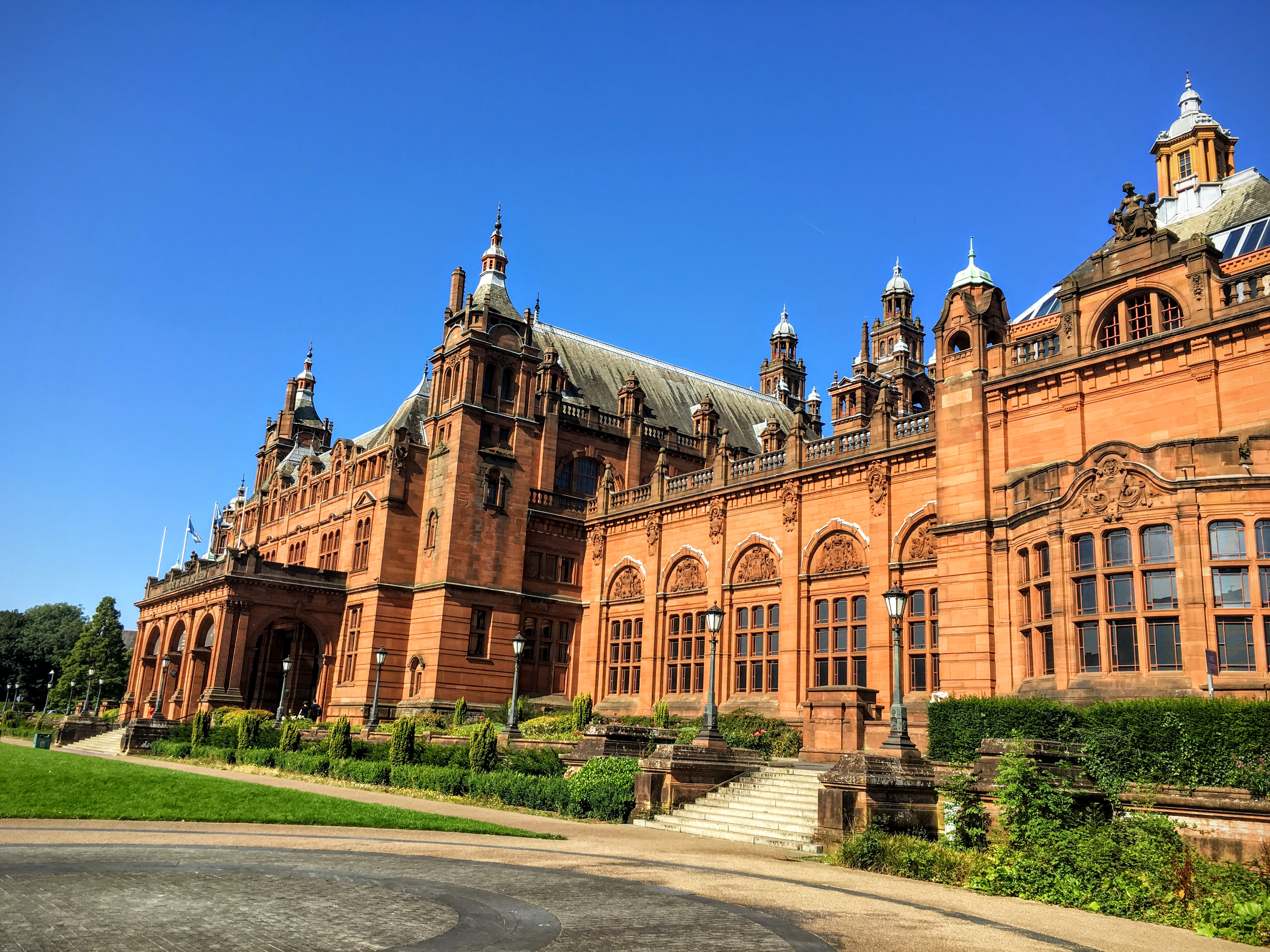 Glasgow Sightseeing Tour Kelvingrove