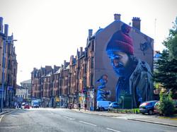 Glasgow Walking Tour Street Art