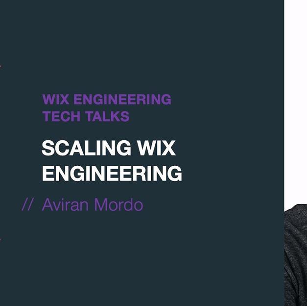 Scaling Wix Engineering
