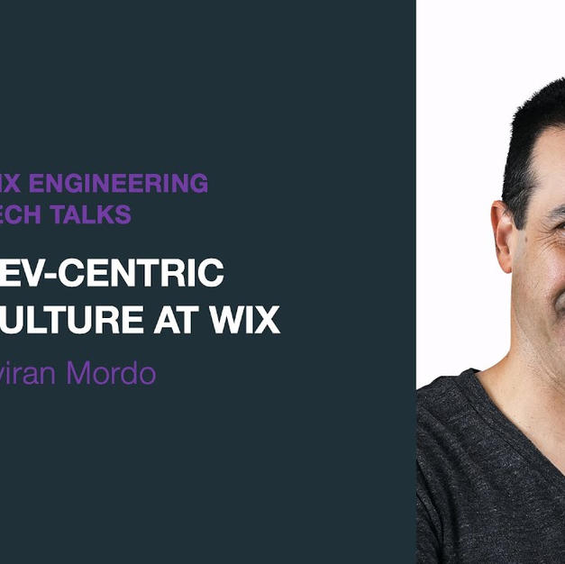 Dev-Centric Culture at Wix