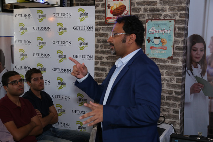 Dr Farhan de la FIA invité à Getusion.JP
