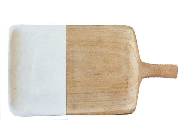 Two Toned Cutting Board