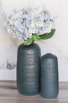 Speckled Texture Terracota Vase