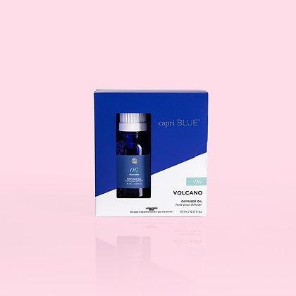 CAPRI BLUE Diffuser Oil - Volcano, .50 fl oz