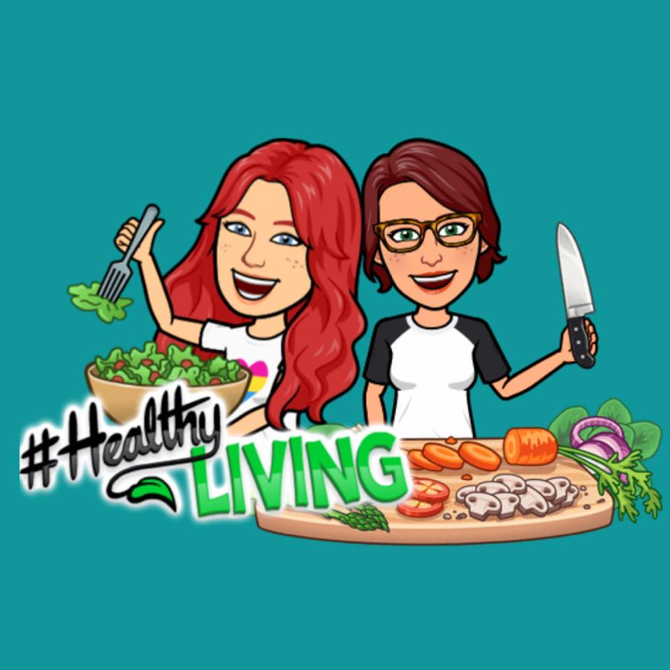 brooke & PT Bitmoji cooking