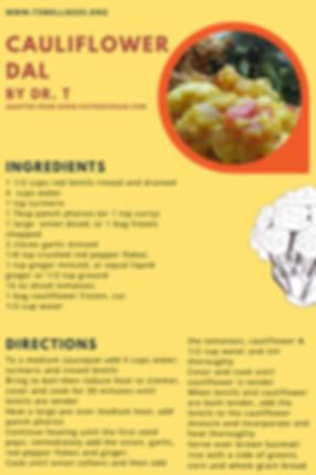 Cauliflower Dal recipe posting.png
