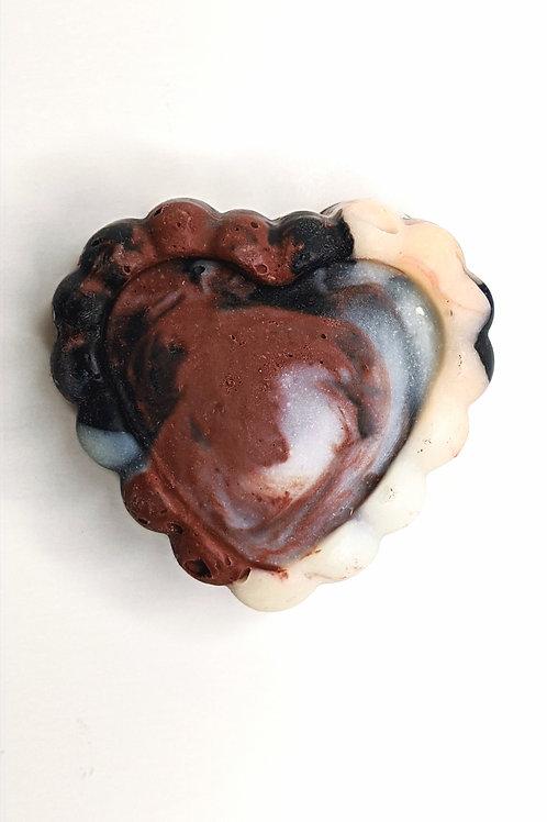 Hot Chocolaty Heart