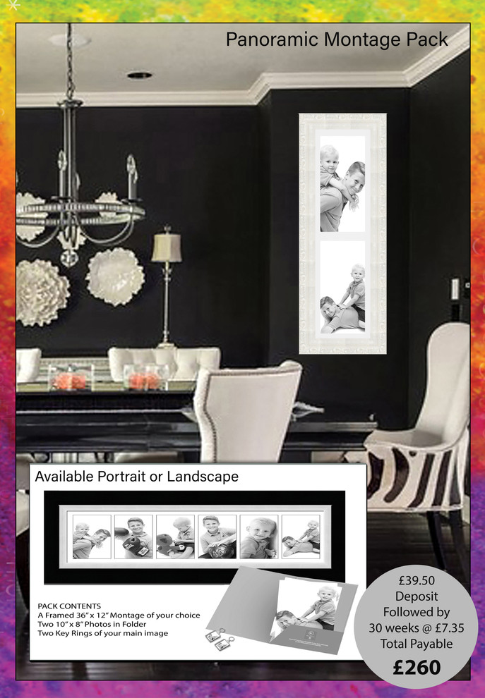 Panoramic Montage Pack