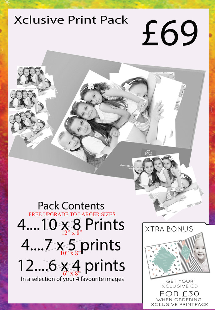 Xclusive Print Pack