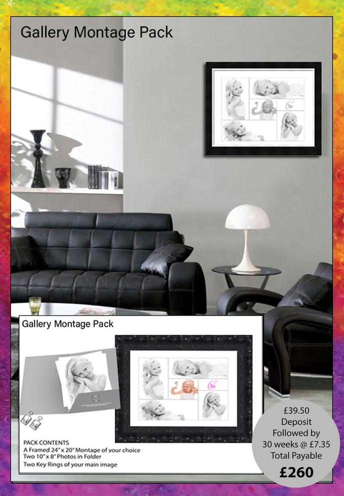 Gallery Montage Pack