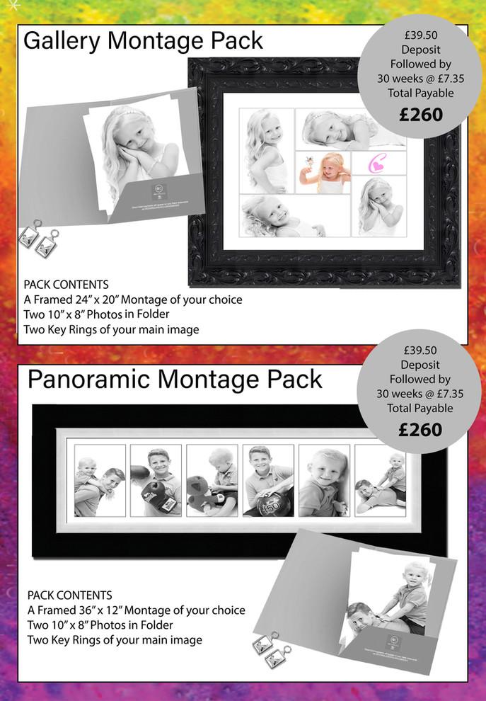 Montage Packs