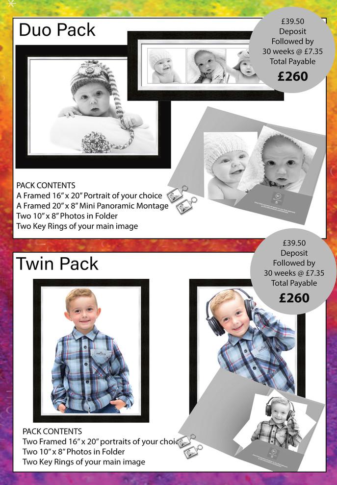 Duo & Twin Packs
