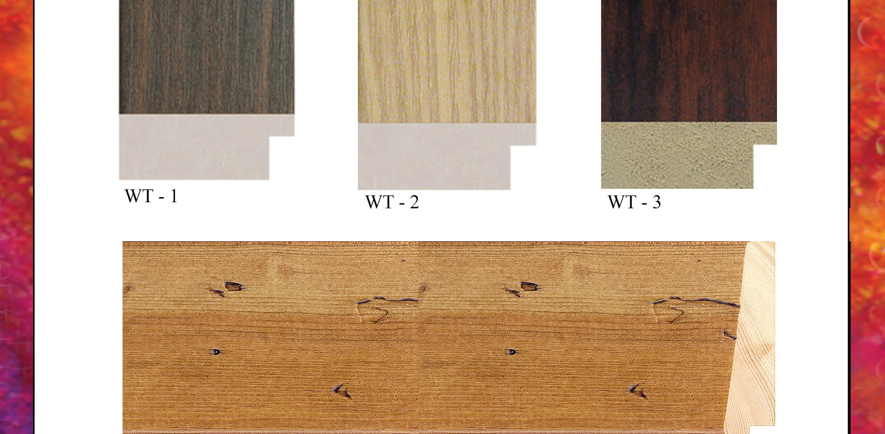 The Wood Tones Collection