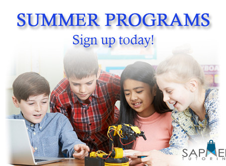 STEM Summer Camp and Academic Programs