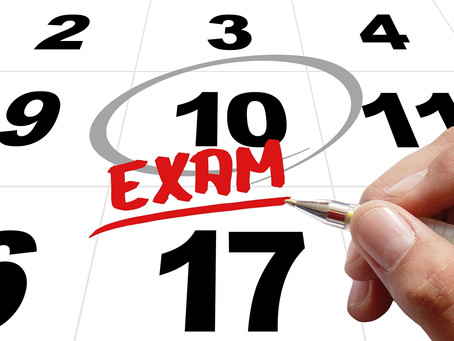 Upcoming dates for PSAT, SAT, and ACT 2021