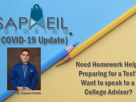 COVID-19 Academic Update