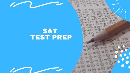 SAT Test Prep May 8 Exam