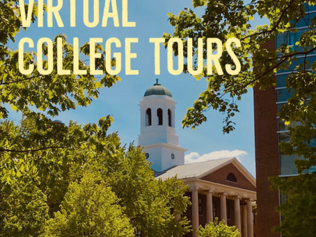 Virtual College Visits - What, When, and How