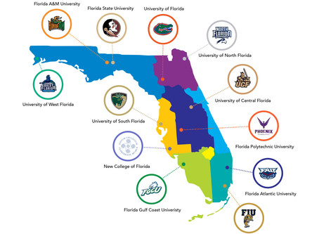 Florida University Application Information (How to have the best chance of getting accepted)