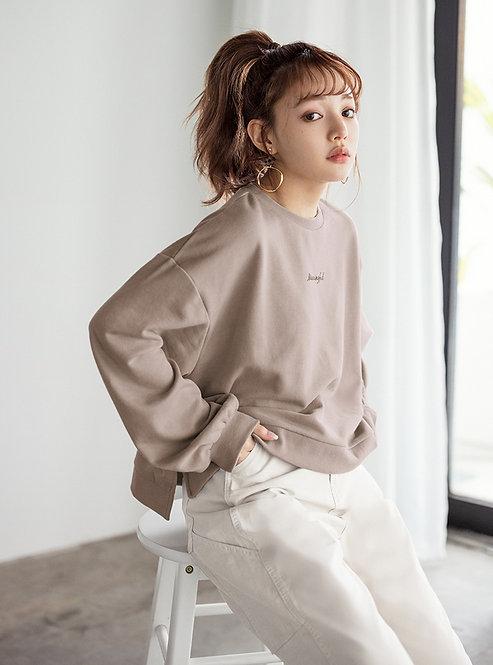 GRL-捲袖毛衣[C052]