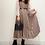 Thumbnail: Heather-褶皺經典跳線裙[J015]