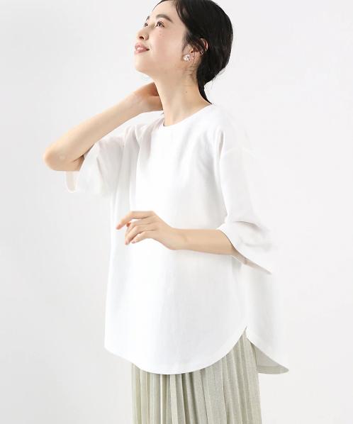 Lowrysfarm-寬身優雅上衣[H014]