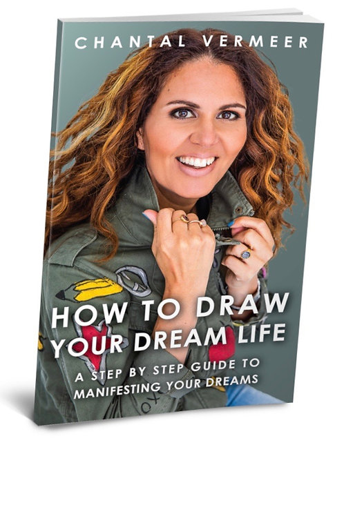 How To Draw Your Dream Life boek