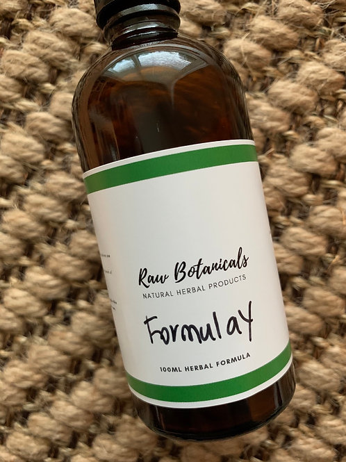 Herbal Formula  Y 100mls