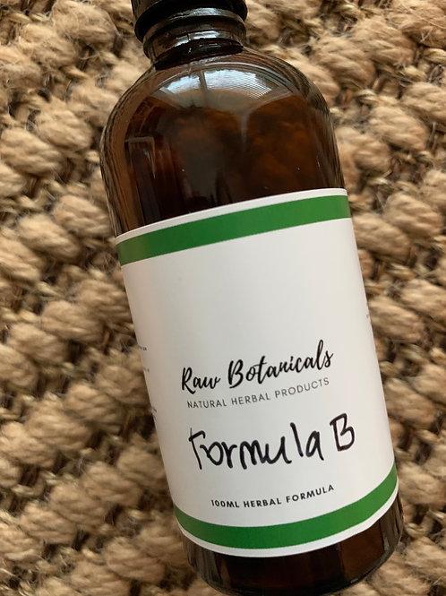 Herbal formula B 100mls