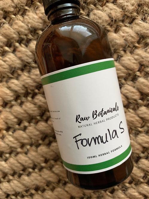 Herbal Formula S 100mls