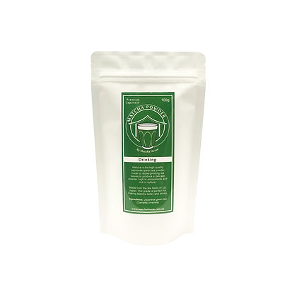 Matcha Powder - Drinking (100g)