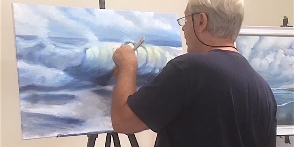 Bill Gribble. Afternoon workshop