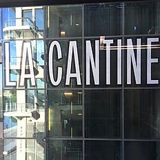 Juin / La cantine de BETC / Pantin