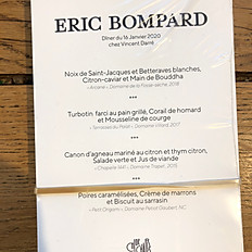 Janvier / Eric Bompard / Paris