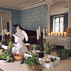 Octobre / Fontainebleau / Domaine privé
