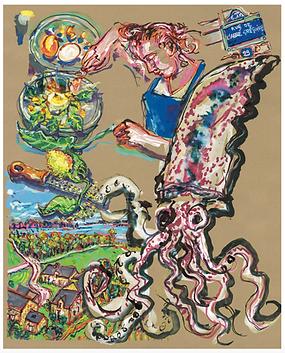 Patrick Pleutin Paysage