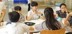 METL Middle School Students